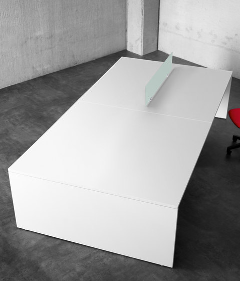 Blok table di Forma 5 | Sistemi tavolo