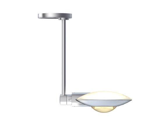 Puro faro singolo by Occhio   Ceiling-mounted spotlights