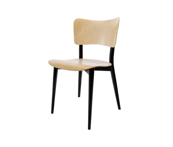 Bill | Cross-Frame Chair de wb form ag | Sillas para restaurantes