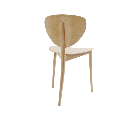 Bill | Tripod Chair by wb form ag | Restaurant chairs