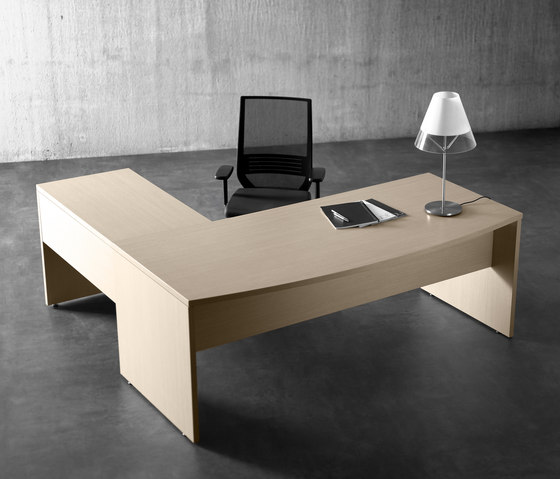 Blok table by Forma 5 | Individual desks