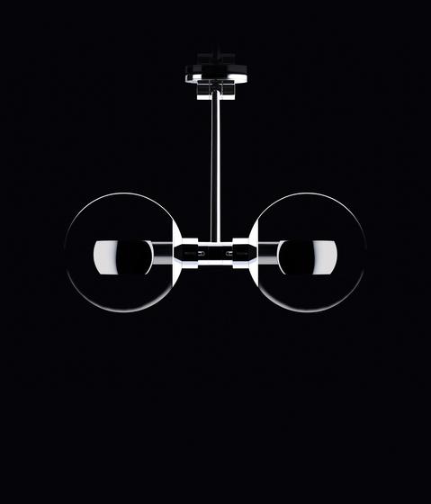 Divo soffitto doppio de Occhio | Iluminación general