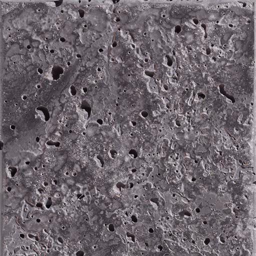 Cemento14 – Nero Struttura von IVANKA | Bodenfliesen