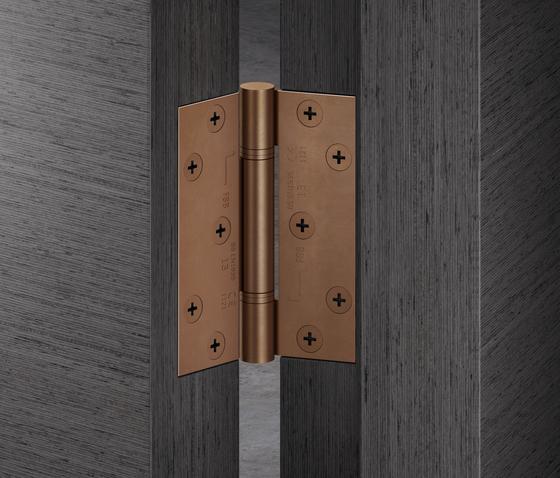 Door Hinge Bronze by FSB | Hinges