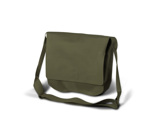KUVERT shoulder bag horinzontal format M de Authentics | Sacs
