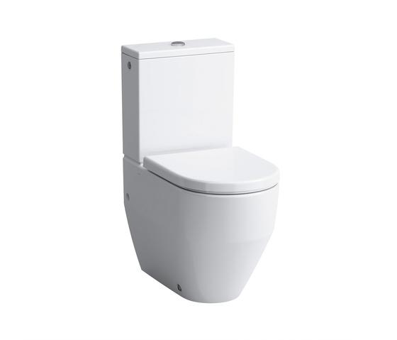 LAUFEN Pro | Combi Floorstanding WC by Laufen | Toilets