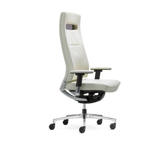 Centeo Büro-Drehstuhl von Klöber | Managementdrehstühle