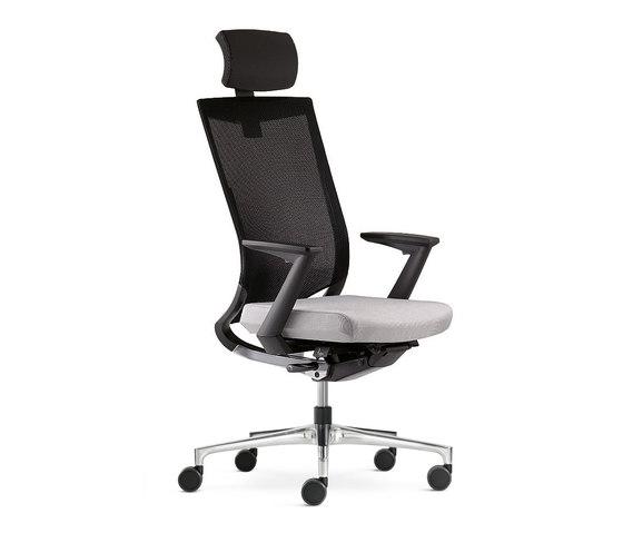Duera Office swivel chair de Klöber | Sillas de oficina