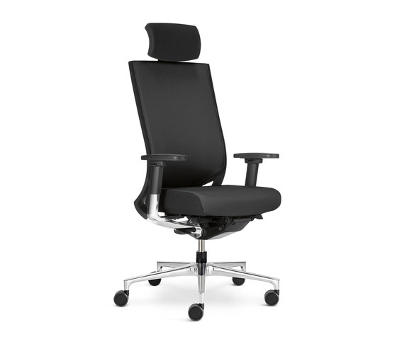 Duera Office swivel chair 24h de Klöber | Sillas de oficina
