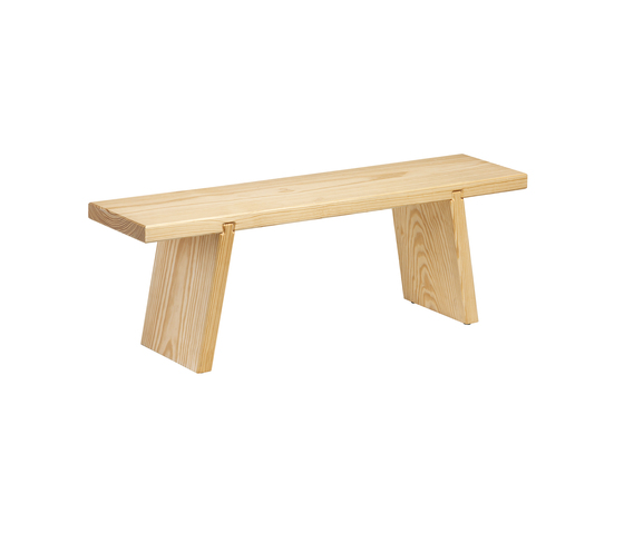 Bench wood by Functionals | Benches