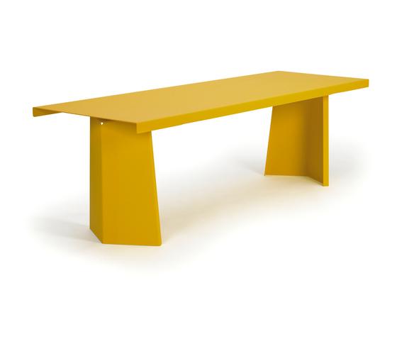Pallas di ClassiCon | Tavoli da pranzo da giardino