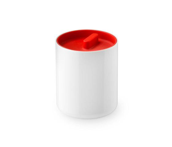 LUNAR container with lid de Authentics | Accesorios para productos de belleza