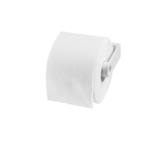 LUNAR WC-toilet paper holder by Authentics | Paper roll holders