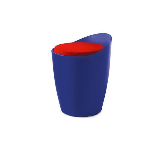 OTTO stool de Authentics | Poufs