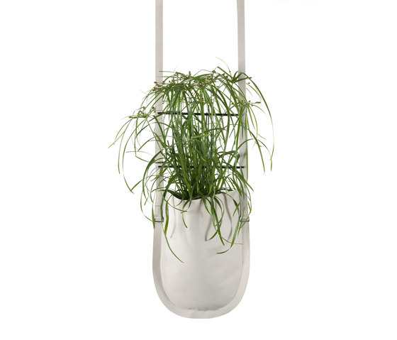 URBAN GARDEN plant bag by Authentics   Plant pots