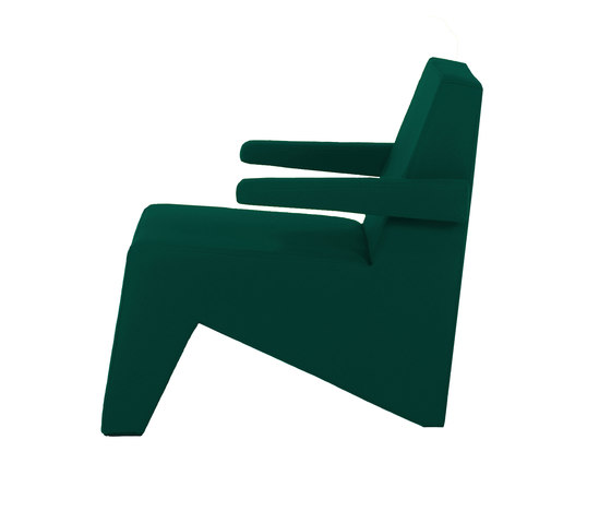 Cubic Arm by MOCA | Lounge chairs