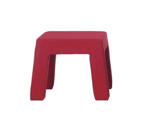 Cubic Stool by MOCA | Poufs