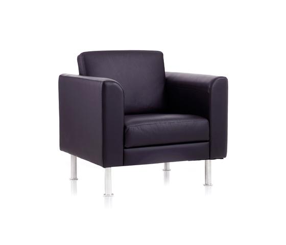 Domino Poltrona by DVO | Lounge chairs