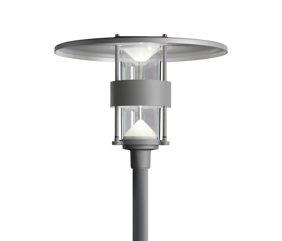 Albertslund Mini Post LED by Louis Poulsen | Street lights
