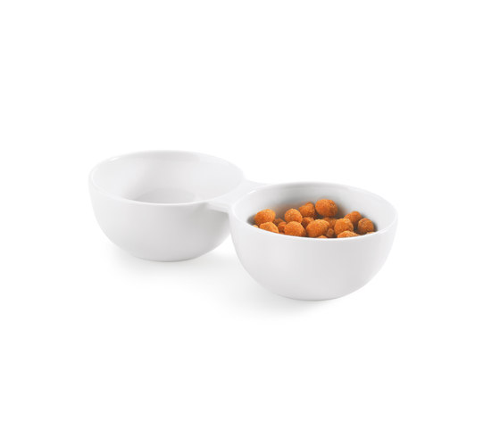SMART double bowl di Authentics | Bowls