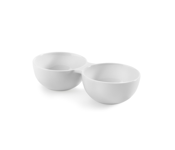 SMART double bowl by Authentics | Bowls