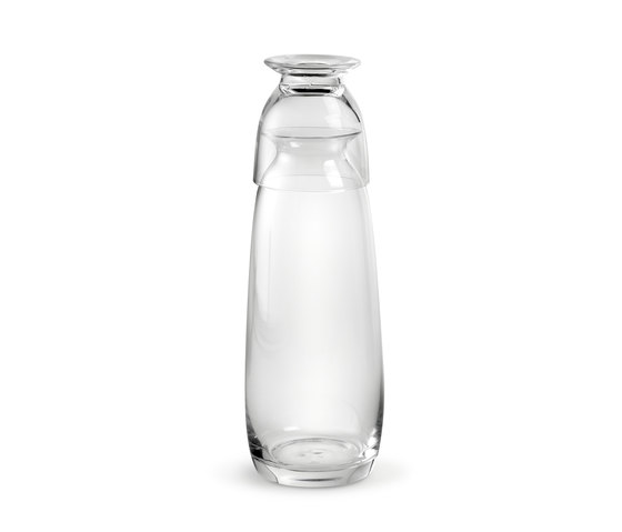 SNOWMAN carafe by Authentics | Decanters