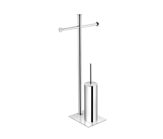 Kubic Cool stands by Pom d'Or   Towel rails