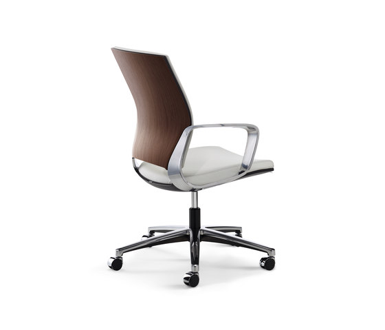 Moteo Classic mot90 by Klöber | Visitors chairs / Side chairs