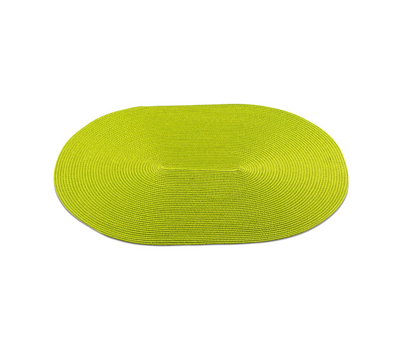 DOT place mat oval by Authentics   Table mats