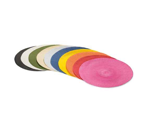 ROUND place mat by Authentics | Table mats