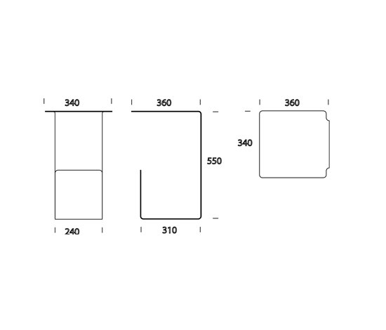 Tavolina de VANGE | Mesas auxiliares
