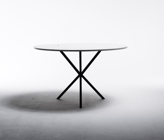 NEB Round Table by No Early Birds | Cafeteria tables