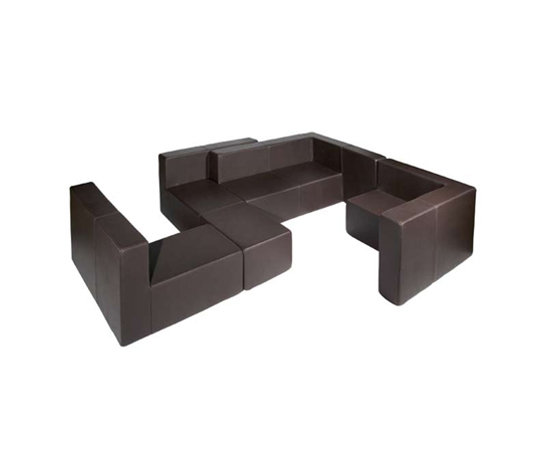 Mood 160 by VANGE   Lounge sofas