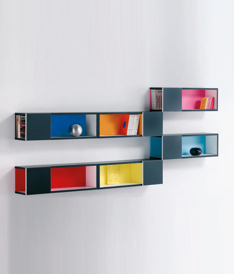 6x3 by ULTOM ITALIA | Office shelving systems