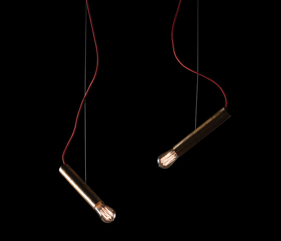 Pipe Light S by HENGE | Pendant lights in metal