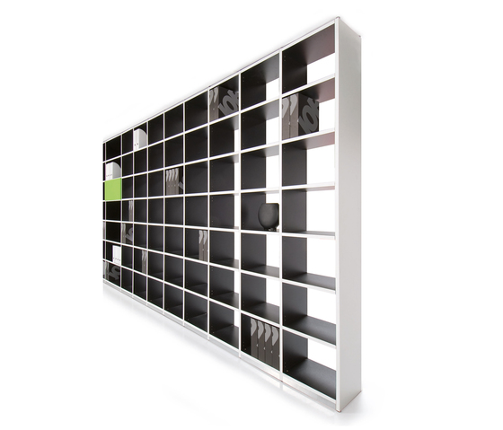 seixme by ULTOM ITALIA | Office shelving systems