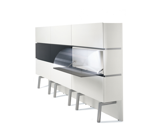 Isotta by ULTOM ITALIA | Cabinets