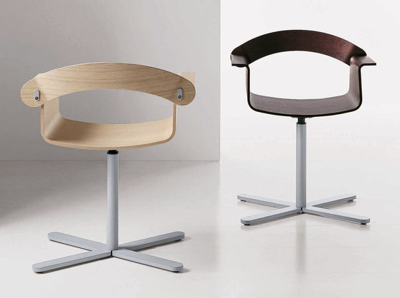 Capital2 by ULTOM ITALIA | Visitors chairs / Side chairs