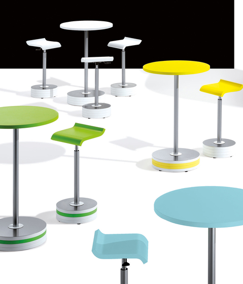 Twist by ULTOM ITALIA | Bar stools