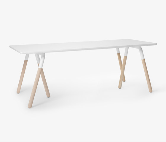 NA2 Table by &TRADITION | Individual desks