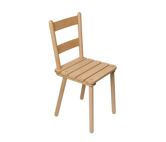 Tavern chair oak by Auerberg | Restaurant chairs