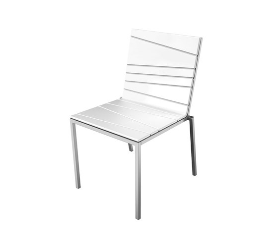 Bandoline Collection Dining | Chair by Viteo | Garden chairs