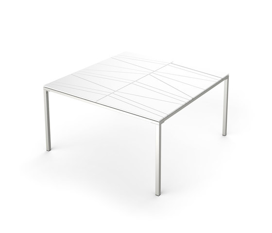 Bandoline Table de Viteo | Tables à manger de jardin