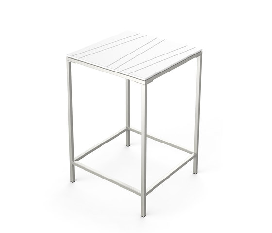 Bandoline High Table by Viteo | Bar tables