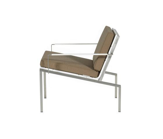 Bandoline Lounge Chair de Viteo | Fauteuils de jardin
