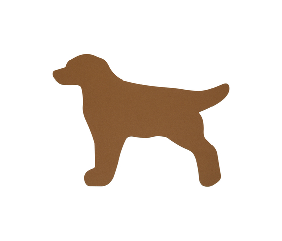 Rugs figurative, labrador by HEY-SIGN | Rugs / Designer rugs