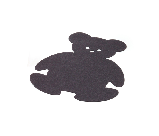 Rugs figurative, teddy by HEY-SIGN | Rugs / Designer rugs