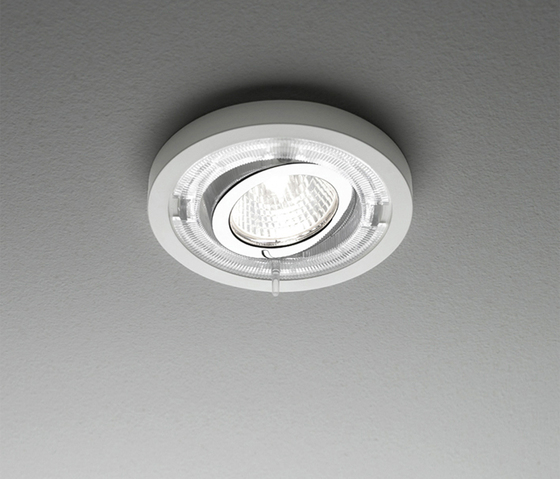 Raxis 10 White by Marset | Ceiling-mounted spotlights
