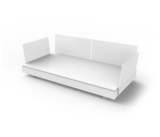 Pure Module 180 A by Viteo | Garden sofas