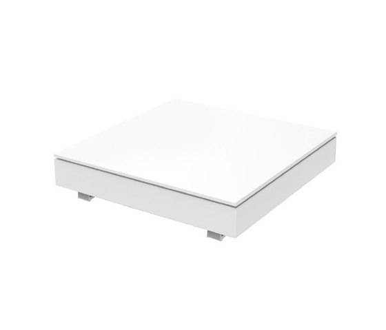 Pure Collection | Module 90 A by Viteo | Coffee tables